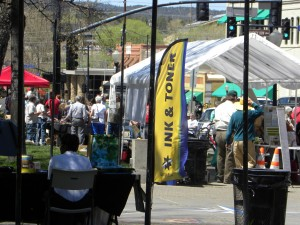 Arts & Crafts on the Square